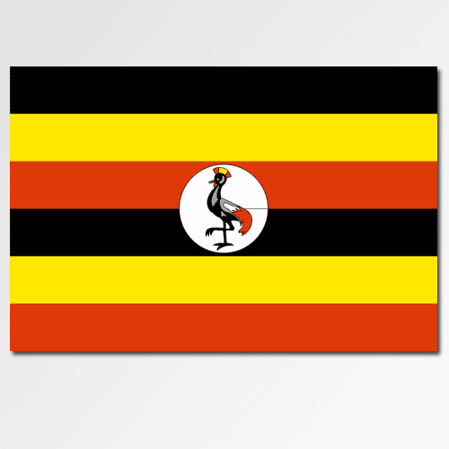 Flags answer: UGANDA