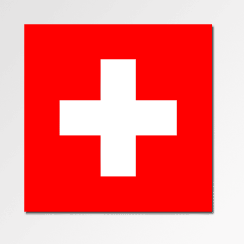 Flags answer: SWITZERLAND