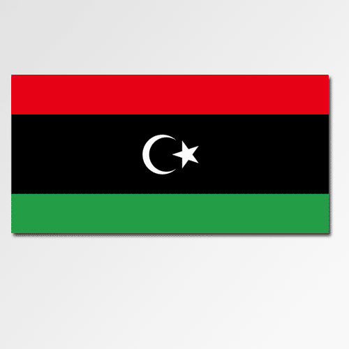 Flags answer: LIBYA