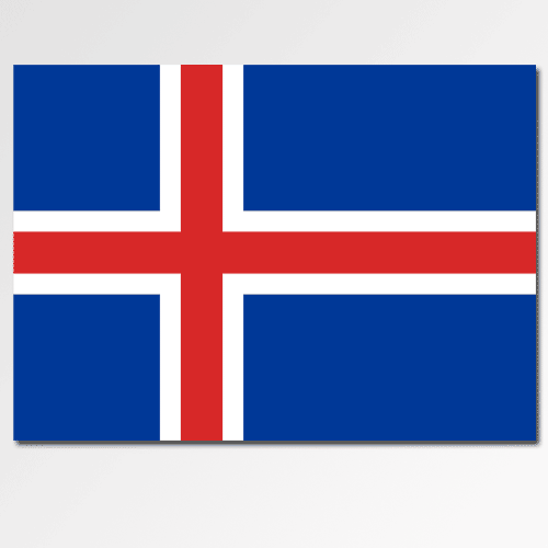 Flags answer: ICELAND