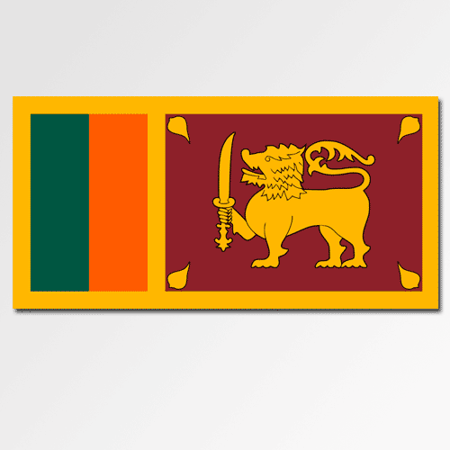 Flags answer: SRI LANKA