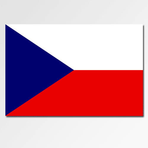 Flags answer: CZECH REPUBLIC