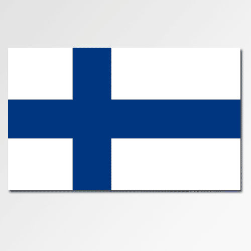 Flags answer: FINLAND