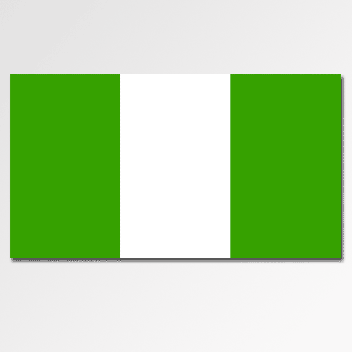 Flags answer: NIGERIA