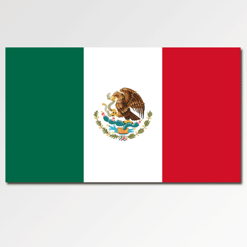 Flags answer: MEXICO