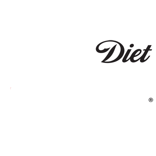 Food Logos answer: DIET COKE