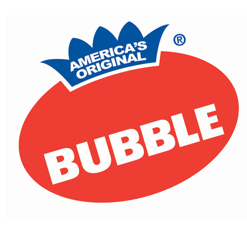 Food Logos answer: DUBBLE BUBBLE