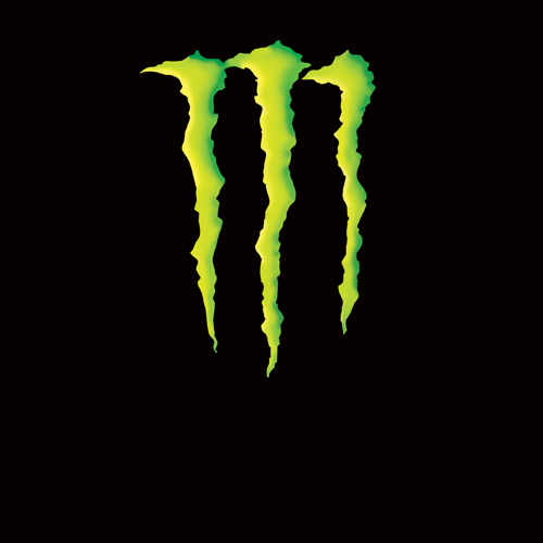 Food Logos answer: MONSTER