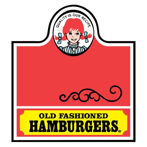 Food Logos answer: WENDYS