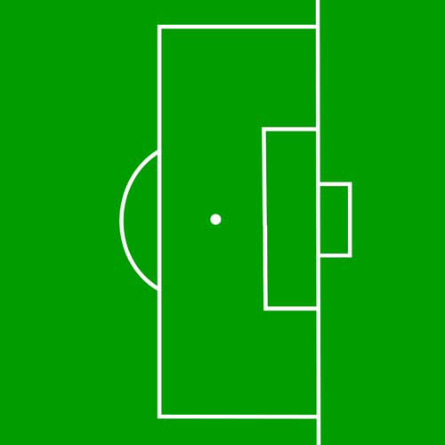 Football Focus answer: PENALTY AREA