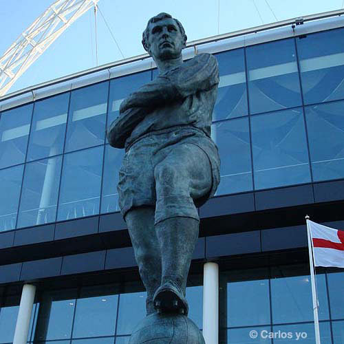 Football Focus answer: BOBBY MOORE
