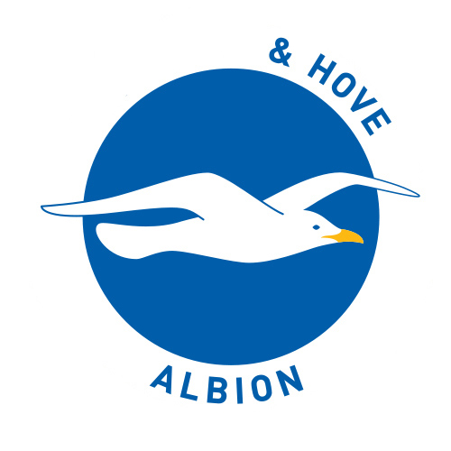 Football Logos answer: BRIGHTON & HOVE