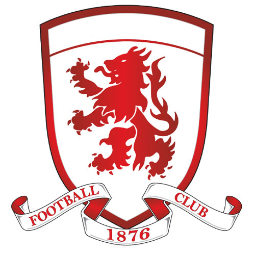 Football Logos answer: MIDDLESBROUGH