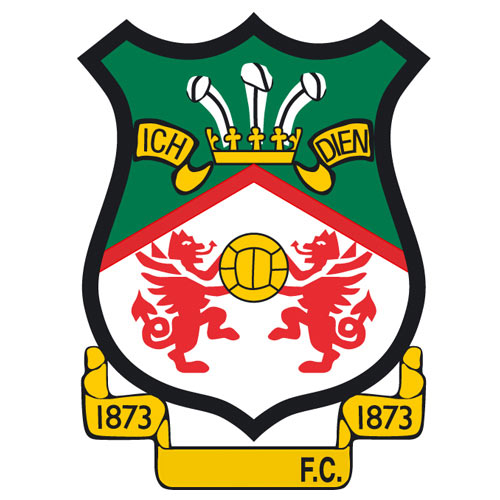 Football Logos answer: WREXHAM