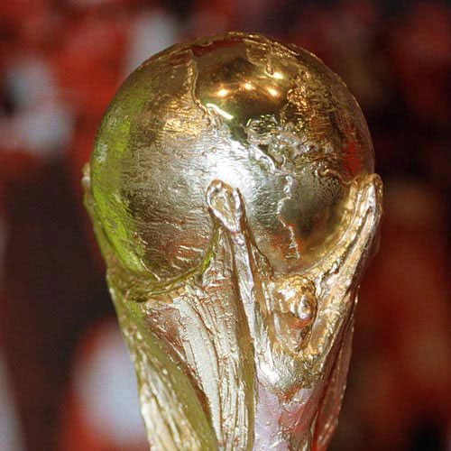 Football Test answer: WORLD CUP