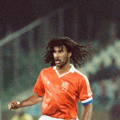 Football Test answer: RUUD GULLIT