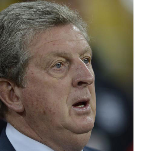Football Test answer: ROY HODGSON