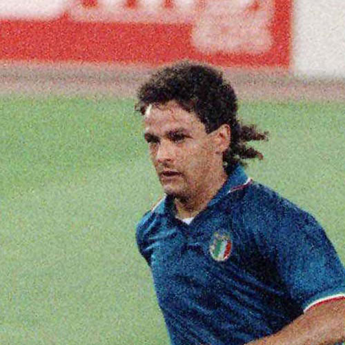 Football Test answer: BAGGIO