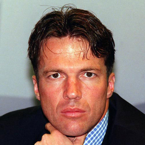 Football Test answer: LOTHAR MATTHAUS