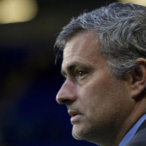 Football Test answer: JOSE MOURINHO