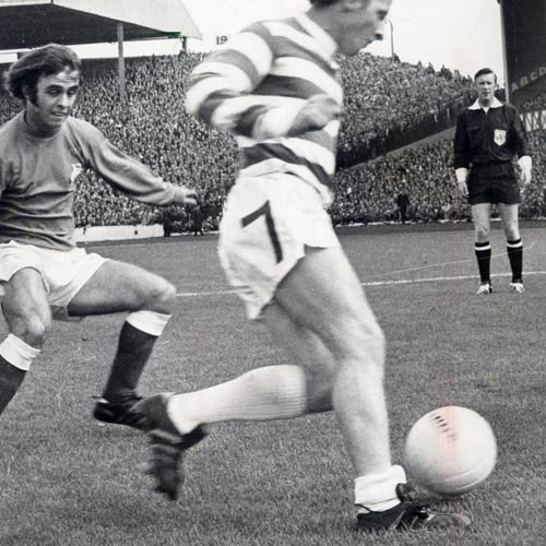 Football Test answer: JIMMY JOHNSTONE