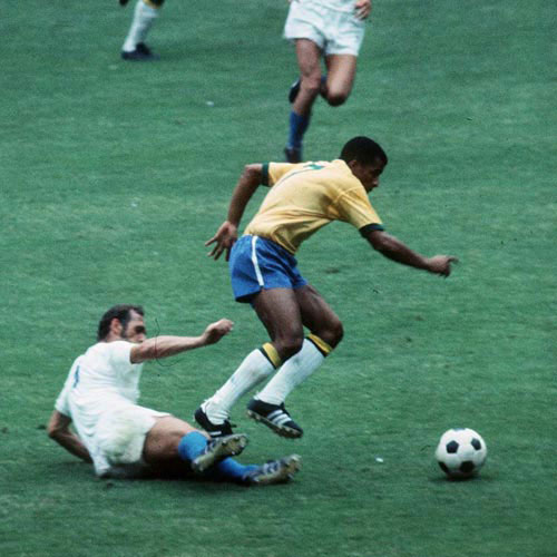Football Test answer: JAIRZINHO