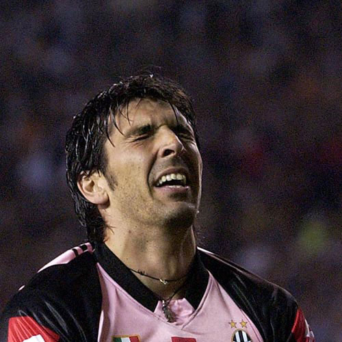 Football Test answer: BUFFON