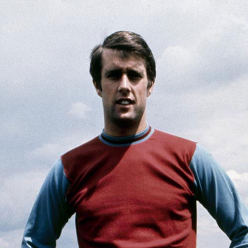 Football Test answer: GEOFF HURST