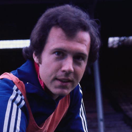 Football Test answer: BECKENBAUER