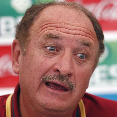 Football Test answer: FELIPE SCOLARI