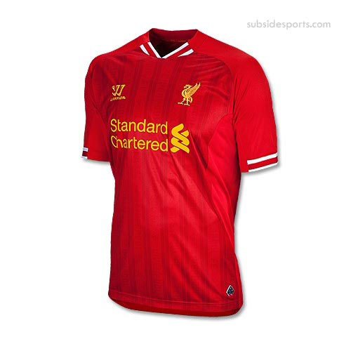 Football Test answer: LIVERPOOL FC