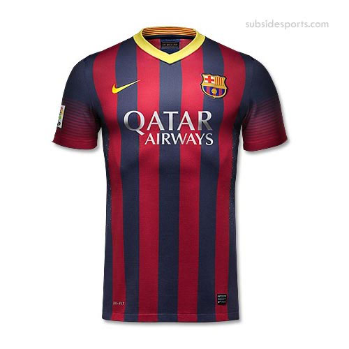 Football Test answer: FC BARCELONA