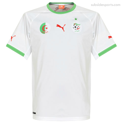 Football World answer: ALGERIA