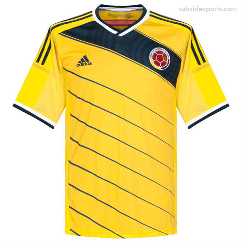 Football World answer: COLOMBIA