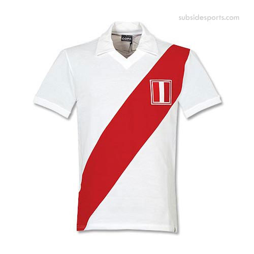Football World answer: PERU