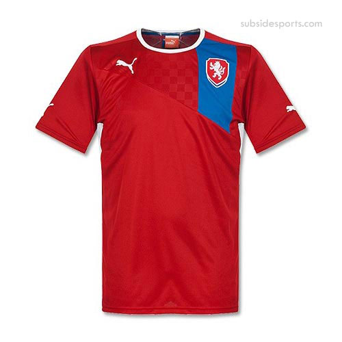 Football World answer: CZECH REPUBLIC
