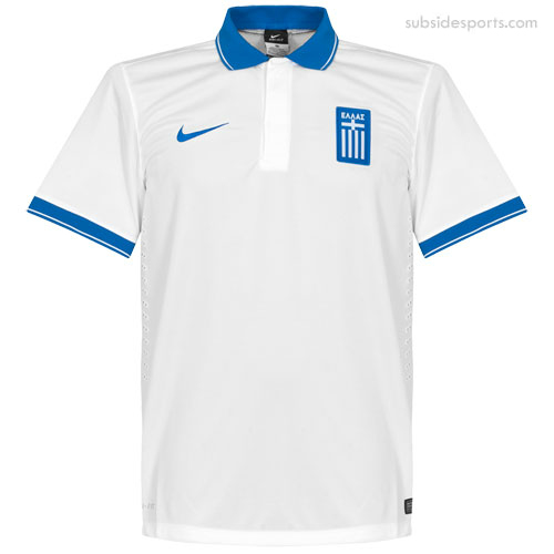 Football World answer: GREECE