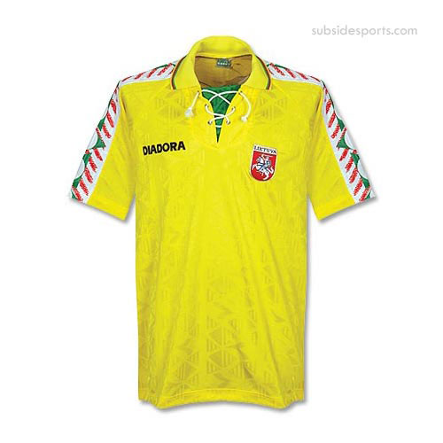 Football World answer: LITHUANIA