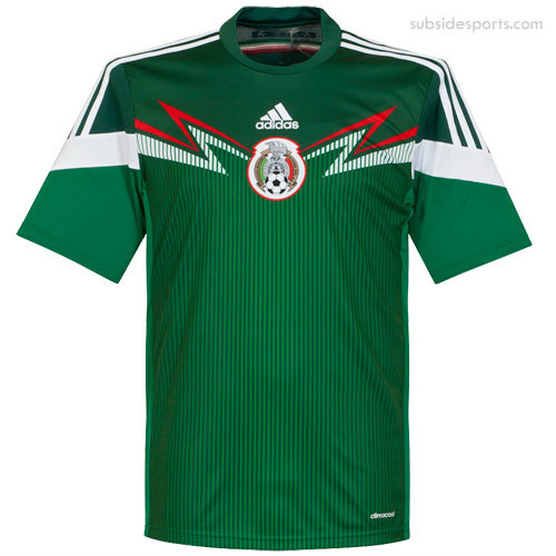 Football World answer: MEXICO