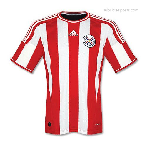 Football World answer: PARAGUAY