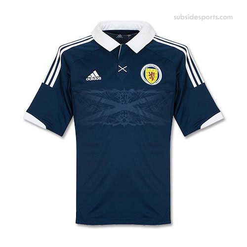 Football World answer: SCOTLAND