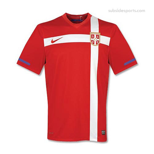 Football World answer: SERBIA