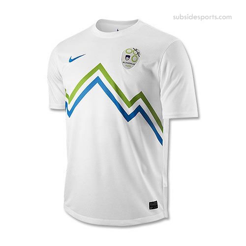 Football World answer: SLOVENIA