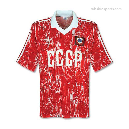 Football World answer: USSR