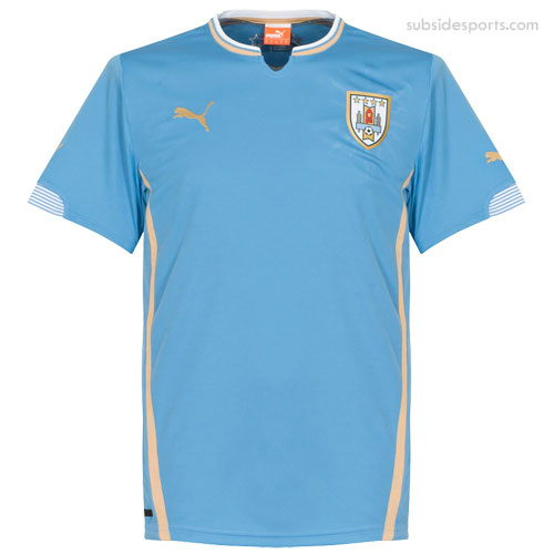 Football World answer: URUGUAY