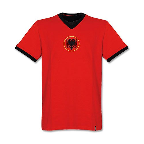 Football World answer: ALBANIA
