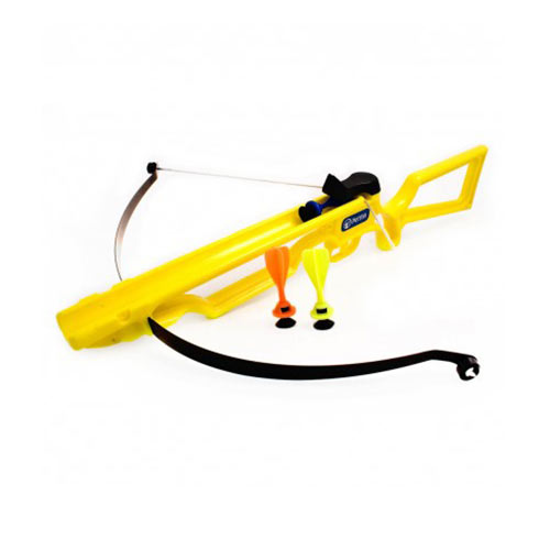Gadgets answer: CROSSBOW