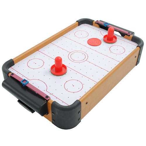 Gadgets answer: MINI AIR HOCKEY