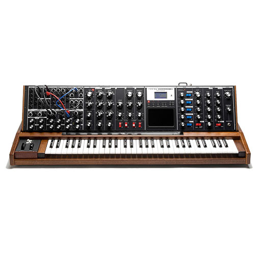 Gadgets answer: MOOG SYNTH