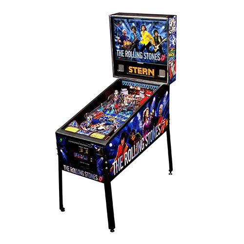 Gadgets answer: PINBALL MACHINE